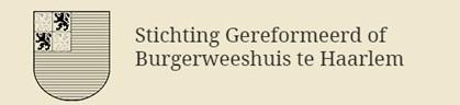 Stichting Gereformeerd of Burgerweeshuis Haarlem