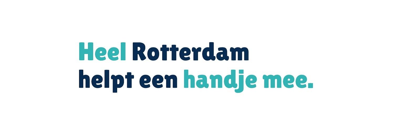 Stichting Mano - Heel Rotterdam Helpt een handje mee 1500x500